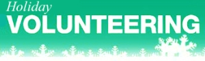 Holiday Volunteers