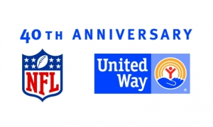 40 years nfl united way